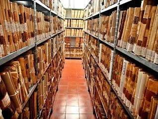 Dependencias del Arxiu