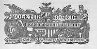 Bolet�n de la Sociedad Arqueol�gica Luliana